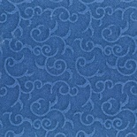 50 Tovaglioli cm 40x40, ''ROYAL Collection'' piega 1/4, decoro  ''Casali'' blu scuro